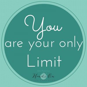 Your only limit is you-1