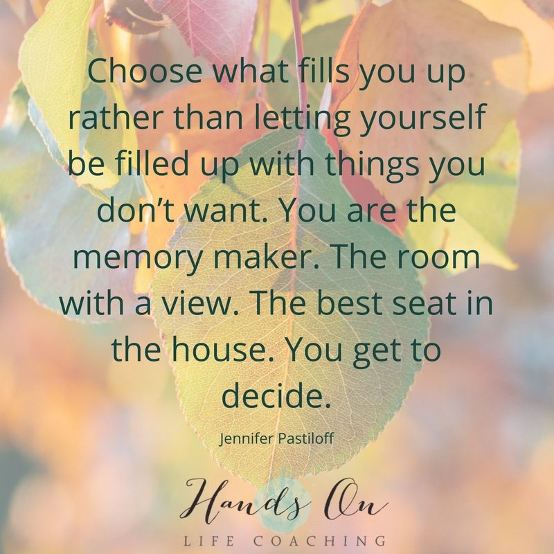 choose-what-fills-you-up