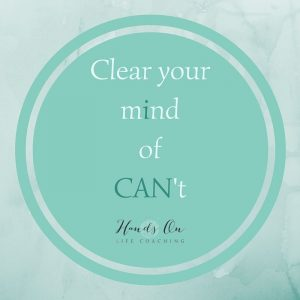 Clear your mind ofCan't
