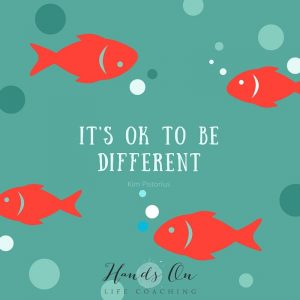 ok to be different